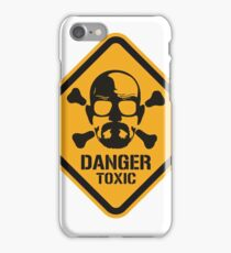 HEISENBERG Y SU LABORATORIO iPhone Case/Skin