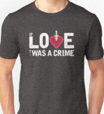Poli Genova - If Love Was A Crime [2016, Bulgaria] T-Shirt