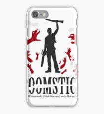 This is my BOOM STICK! iPhone Case/Skin