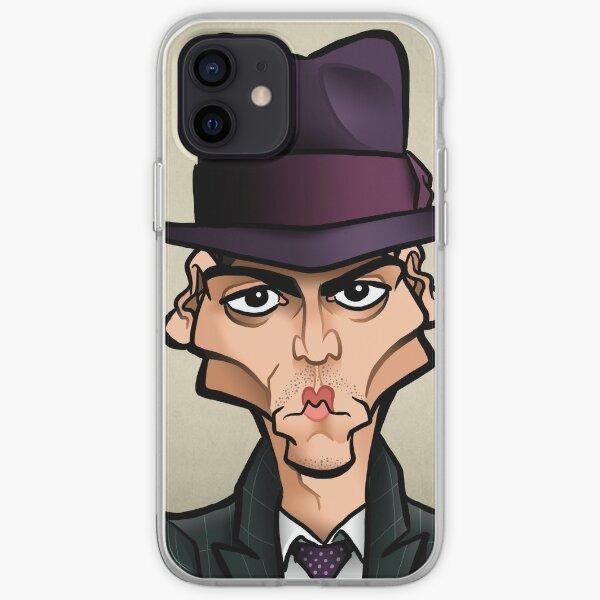 John Dillinger iPhone Soft Case