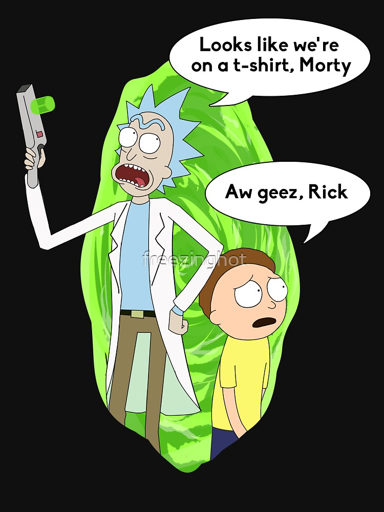 Rick and Morty | Unisex T-Shirt