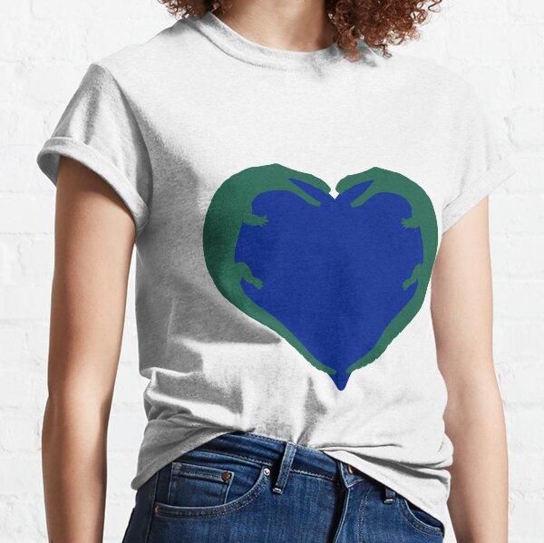 Gator Love Pattern Classic T-Shirt