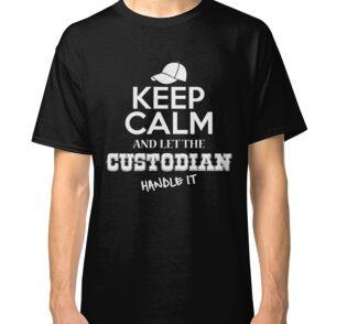 fd931c4c6 Camisetas entalladas de cuello redondo «Guarde la camiseta divertida ...