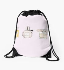 LOVE JOY PEACE Drawstring Bag
