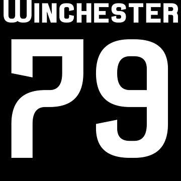Dean Winchester (Supernatural) by HooksGuyliner