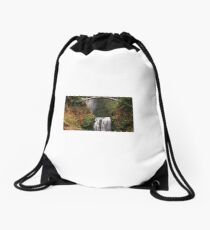 Beautiful Falls Drawstring Bag
