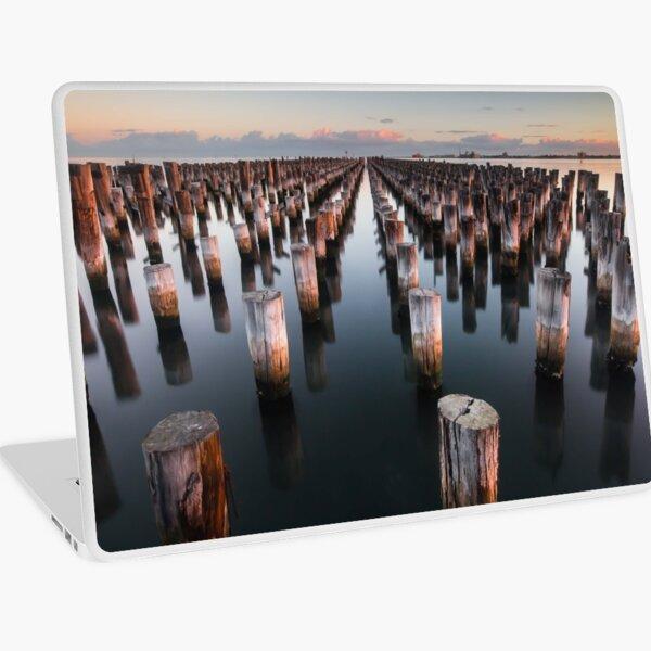 Princes Pier Melbourne Laptop Skin