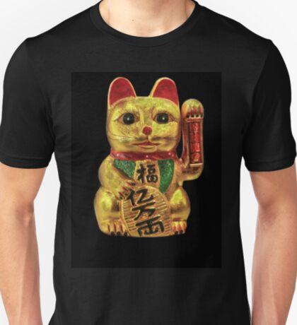 Japanese Maneki-neko  T-Shirt