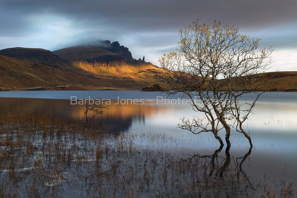 Old Man Of Storr. Sunrise. Trotternish. Isle of Skye. Scotland. by PhotosEcosse