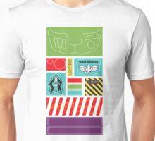 BUZZ LIGHTYEAR STICKERS KIT Unisex T-Shirt