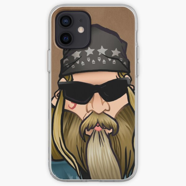 Tom Hanson iPhone Soft Case