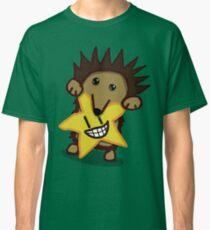 Avant-garde hedgehog holding starfruit Classic T-Shirt