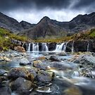 The Fairy Pools. Glen Brittle. Isle of Skye. Scotland. by PhotosEcosse