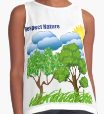 Respect Nature Contrast Tank