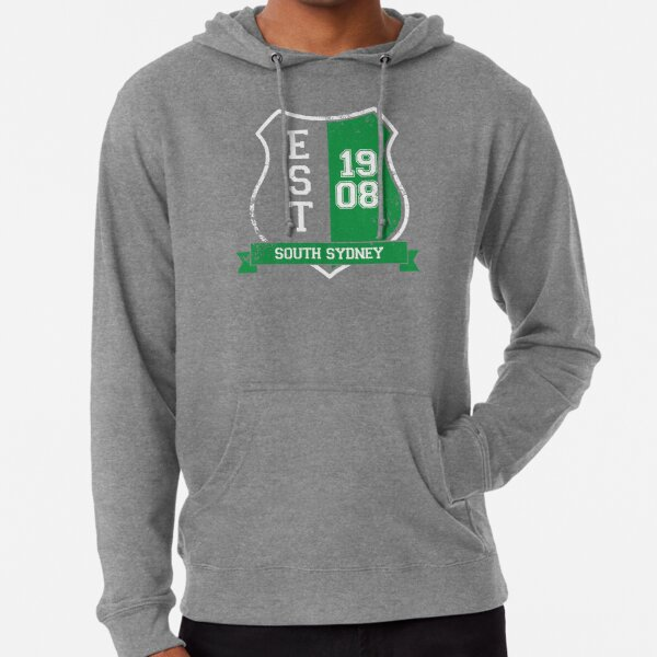 South Sydney Rugby League: Established Shield Lightweight Hoodie