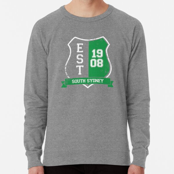 South Sydney Rugby League: Established Shield Lightweight Sweatshirt