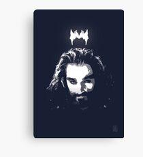 King Under the Mountain - Team Thorin Canvas Print