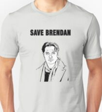 Save Brendan Fraser Funny Meme Tee Shirt T-Shirt