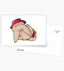 Tubbish Spirit Postcards