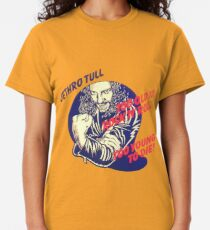Jethro Tull Too Old to Rock and Roll: Too Young to Die Classic T-Shirt