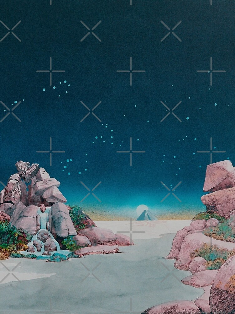 Yes - Tales from Topographic Oceans by harj