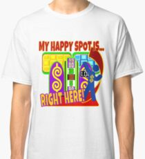 Game Show - TPIR (The Price Is...) My Happy Spot Classic T-Shirt