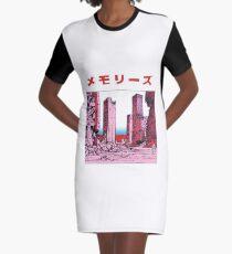 Katsuhiro Otomo - Memories Graphic T-Shirt Dress