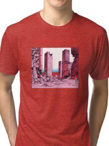 Katsuhiro Otomo - Memories Tri-blend T-Shirt