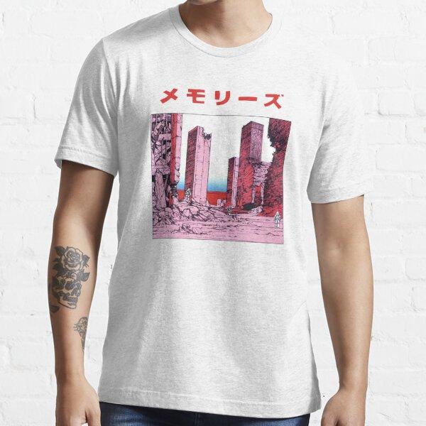 Katsuhiro Otomo - Souvenirs T-shirt essentiel