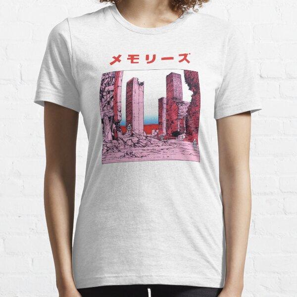 Katsuhiro Otomo - Memories Essential T-Shirt