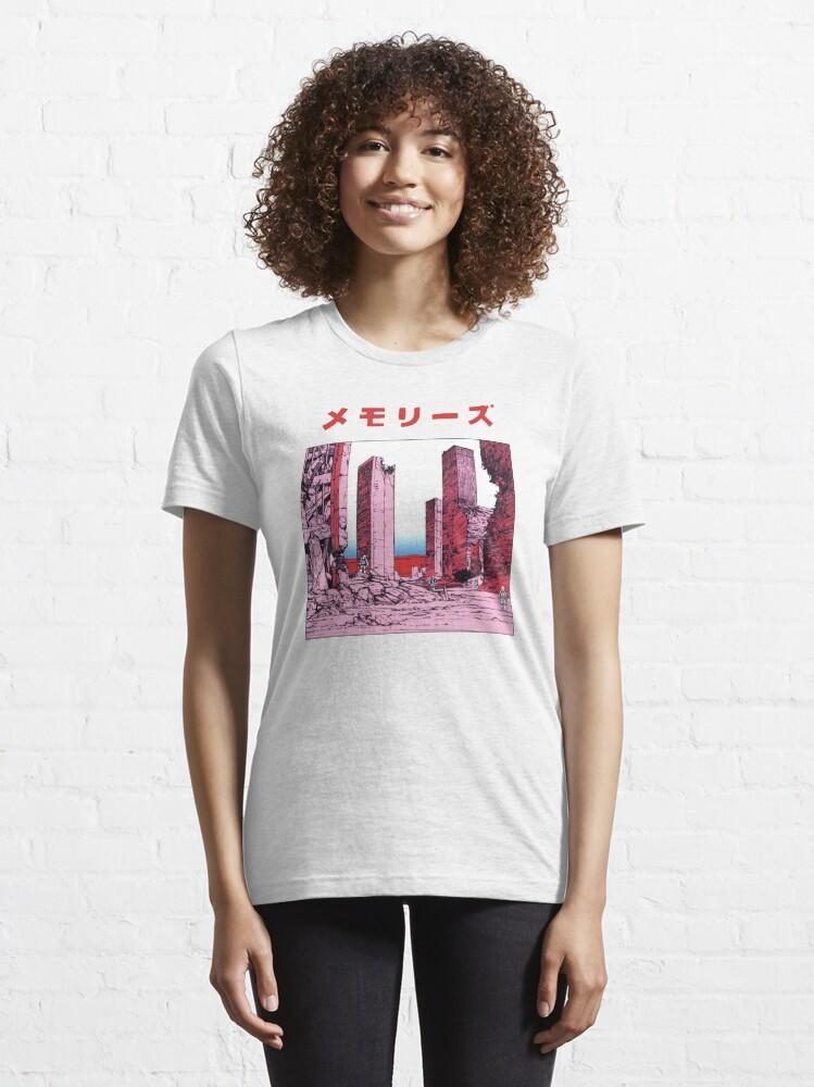 Alternate view of Katsuhiro Otomo - Memories Essential T-Shirt
