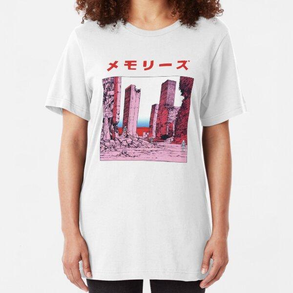 Katsuhiro Otomo - Memories Slim Fit T-Shirt