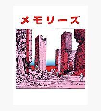 Katsuhiro Otomo - Memories Photographic Print