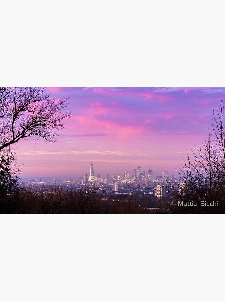 London Skyline by mattside12