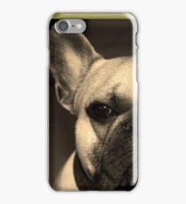 French Bulldog- Zeus iPhone Case/Skin