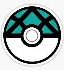 Net Ball Sticker