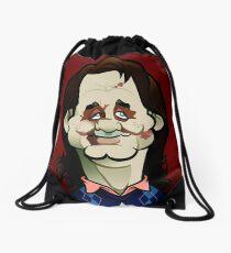 Zombie Bill Drawstring Bag