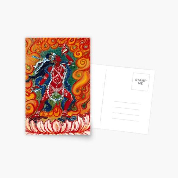 Vajrayogini Postcard