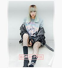 Blackpink Lisa Posters Redbubble