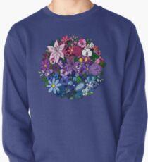 Bi Pride Blumen Sweatshirt