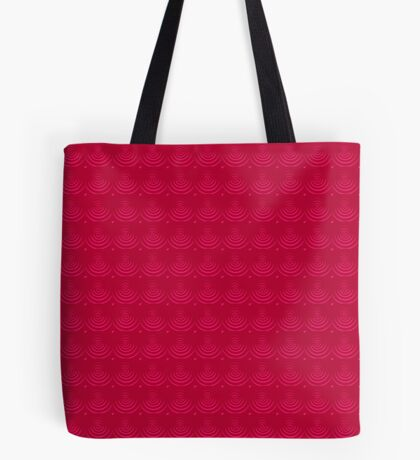 Magenta Red Tote Bag