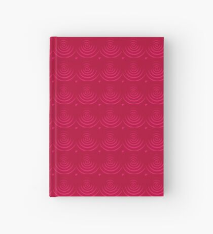 Magenta Red Hardcover Journal