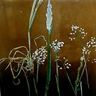 "Mornington Peninsula Grasslands 3 by Belinda ""BillyLee"" NYE (Printmaker)"