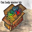Cat Lady Starter Kit by Thecathartist