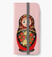 Doll iPhone Wallet/Case/Skin