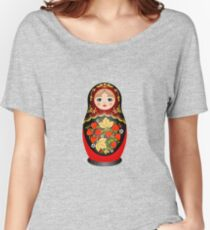 Doll Women's Relaxed Fit T-Shirt