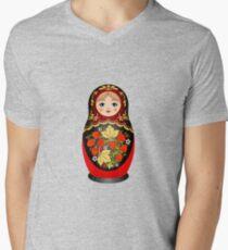 Doll Men's V-Neck T-Shirt