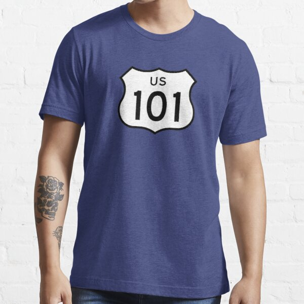 US Route 101 Sticker Essential T-Shirt