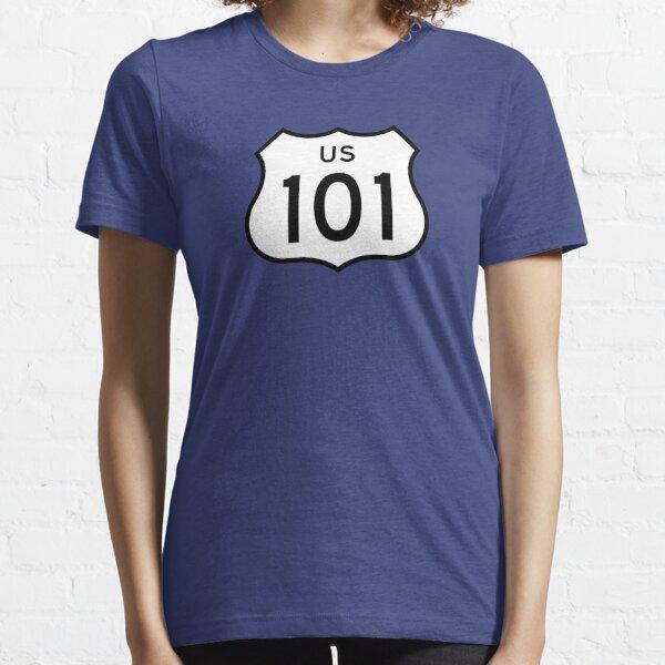 US Route 101 Sticker Essential T-Shirt