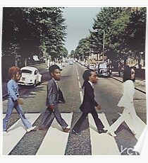 Migos Abbey Road Art Poster